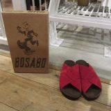 【BOSABO】フランスメイドの上質なサンダルが入荷しました