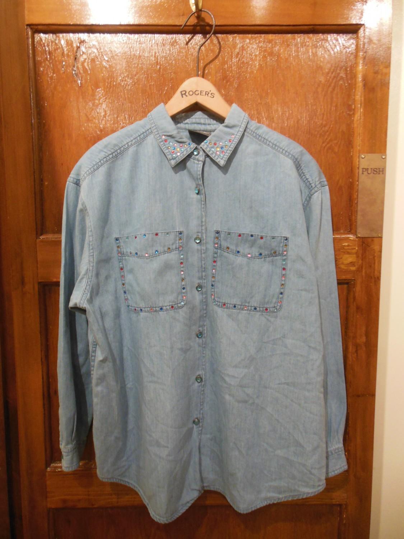 Ladies/Dungaree-Shirts