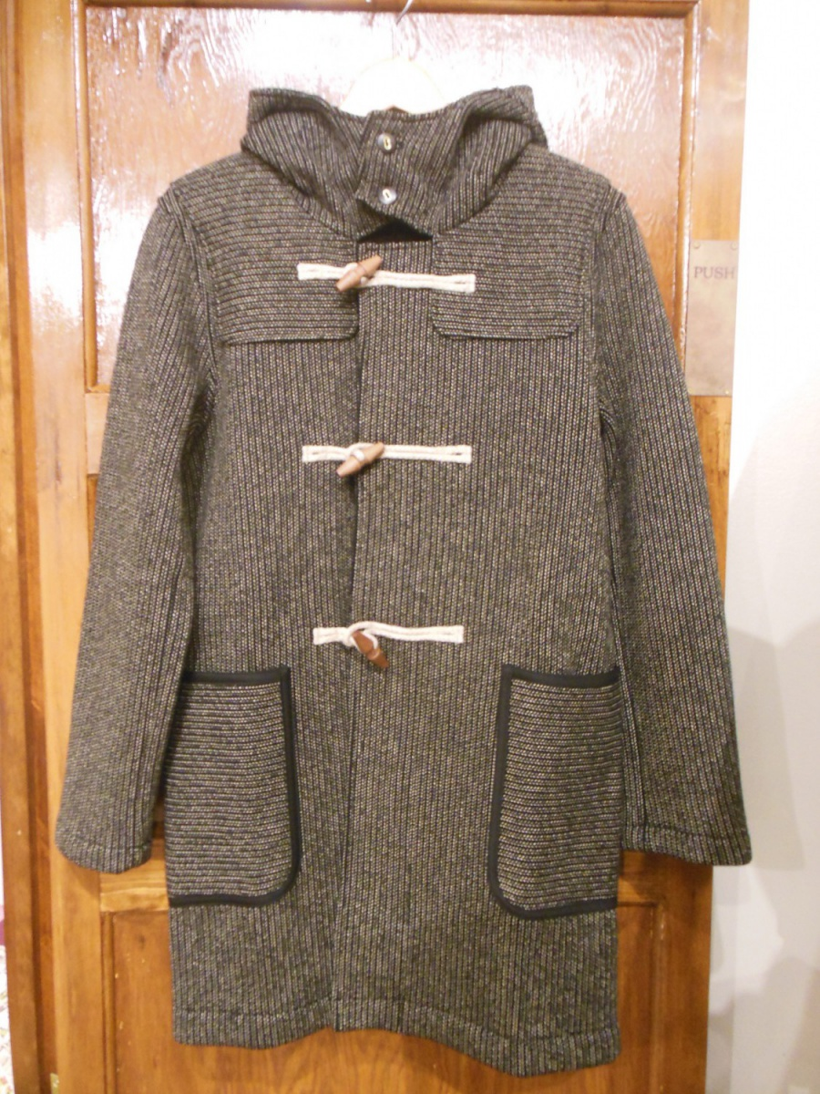 Barns Outfitters Duffle-Coat