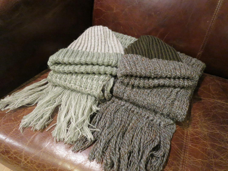 HIGH LAND 2000 muffler/knit cap