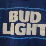 夏にオススメ! BUD LIGHT T-Shirts